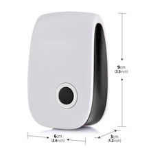 Ultrasonic Electronic Pest Repeller Mosquito Mouse Rat Multi-function Rodent Insect Repellent Mini Insect Killer US EU UK Plug