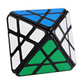 Lanlan Octahedron  4-Layer Magic Cube Black Hot Selling Educational Twisty Toy for Children cubo magico Free Shipping