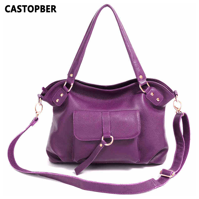 Female Handbag Bag Fashion Women Genuine Leather Cowhide Large Shoulder Bag Crossbody Ladies Famous Brand Big Bags High Quality woman packet handbag ladies bag clutch ladies luxury clutch famous brand crossbody bags high quality shoulder women leather bag