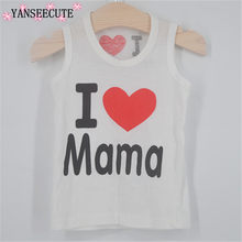 baby girl clothes t-shirt for girls boys t-shirt family clothing baby t shirts girls tops summer BXJP-006-1P 1PCS/LOT(China)