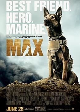 《军犬麦克斯》2015年美国剧情,冒险电影在线观看