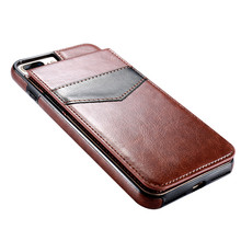 KISSCASE Magnetic Buckle Card Soft Leather Cases For iPhone  7 8 Plus Cover Kickstand Phone X XS MAX XR Funda