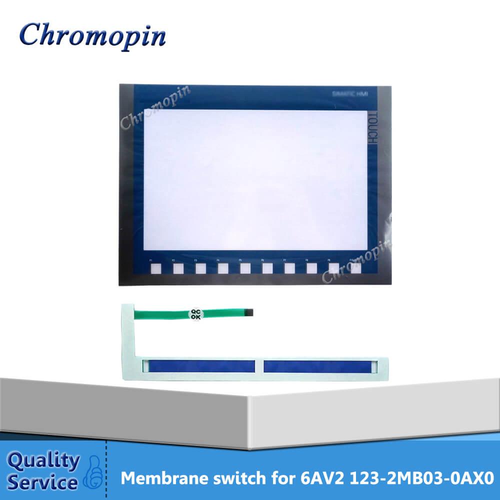 Membrane switch for 6AV2 123-2MB03-0AX0 6AV2123-2MB03-0AX0 6AV2 123-2MA03-0AX0 6AV2123-2MA03-0AX0 KTP1200 membrane switch for 6av3525 1ea41 0ax0 op25