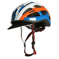 Cycling Helmet With Visor Breathable 28 Air Vents Ultralight Racing Bicycle Helmet For Men And Women