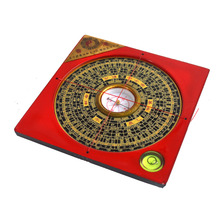 4.3 inch Feng Shui Compass Luo Pan To Determine Home Sitting/Facing Direction