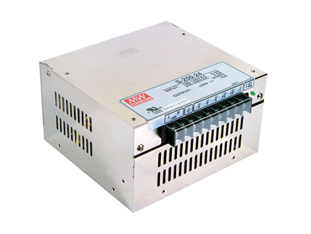 цена на [PowerNex] MEAN WELL original S-250-24 24V 10A meanwell S-250 24V 240W Single Output Switching Power Supply