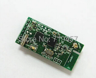 FREE SHIPPING 50 meters distance to RFID tag recognition module Card reader module 2.4GHz IPX antenna interface