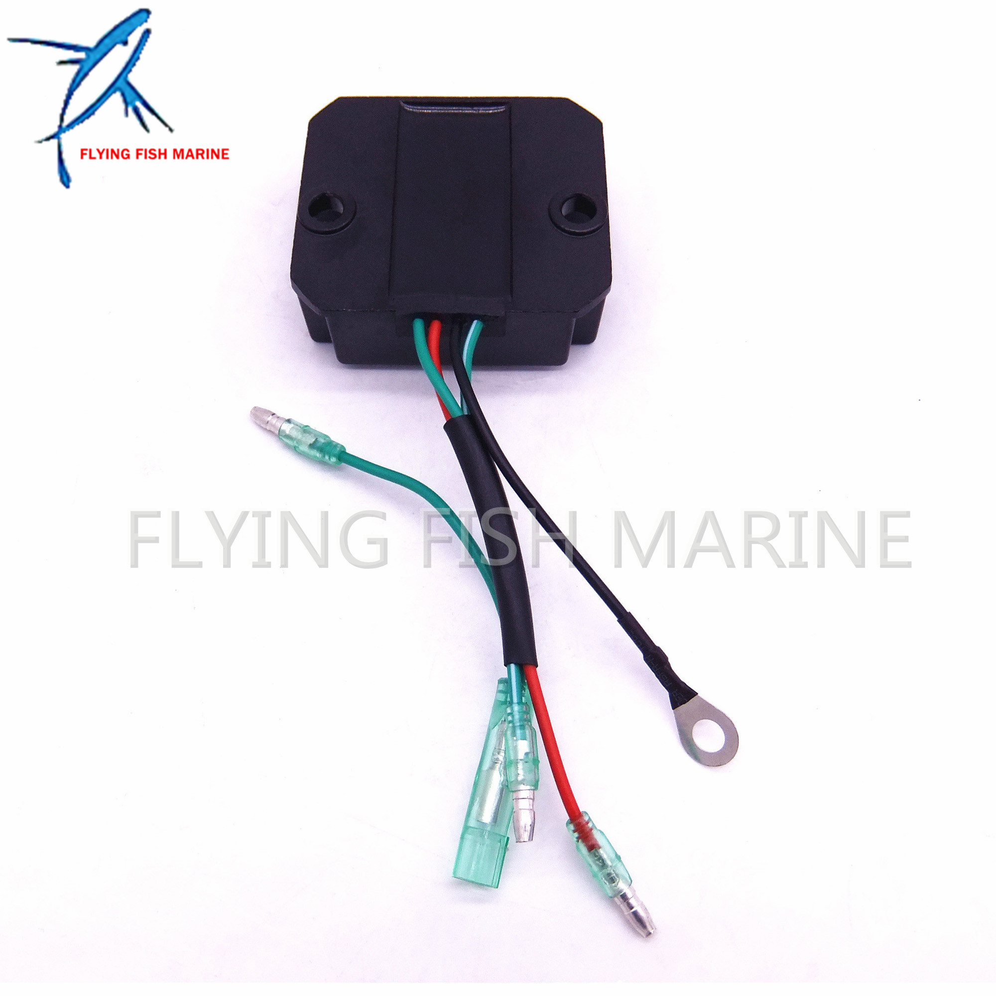 6ah 81960 00 boat motor rectifier & regulator for yamaha 4 stroke f15 f20  outboard engine-in boat engine from automobiles & motorcycles on  aliexpress com