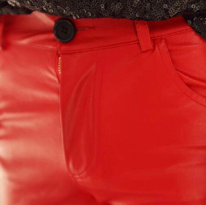 Rouge Livraison red Styliste Black 2016 Peau Body blue Gratuite Personnalité Métrosexuel Graisse Hommes De Pantalon Lumineuse Costume Cheveux white FTIqTw