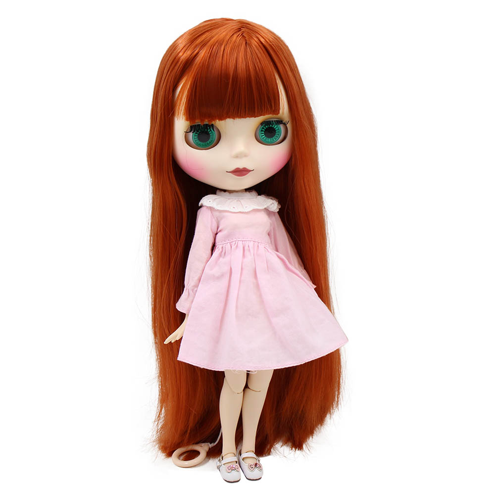 Icy Factory Blyth Doll Joint Body Diy Nude Bjd Toys Fashion Dolls Girl Gift Special Offer On Sale With Hand Set A&b #4