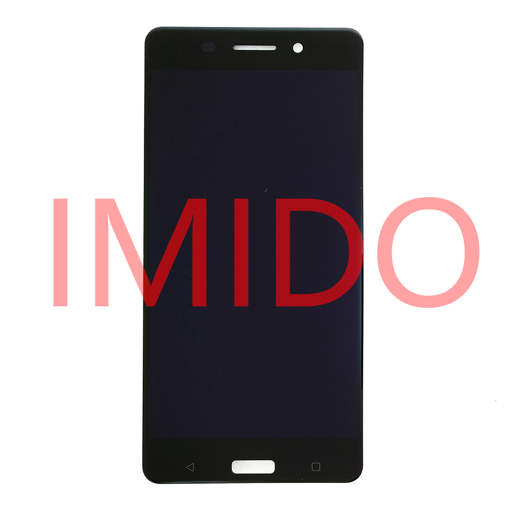 Image 2 - For Nokia 6 TA 1000 TA 1003 TA 1021 TA 1025 TA 1033 TA 1039  LCD Display+Touch Screen Digitizer Assembly Replacement Parts-in Mobile Phone LCD Screens from Cellphones & Telecommunications