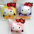 squishies wholesale 10pcs rare jumbo squishy 10cm hello kitty slow rising squishy with tags kids squzee toys soft Free Shipping