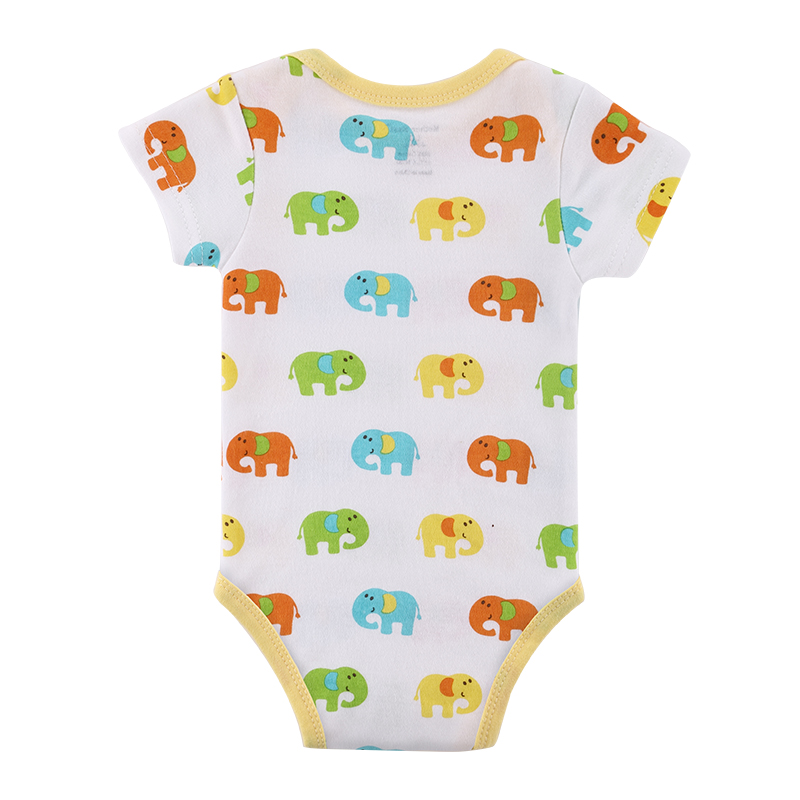 Mother-Nest-3-Pieceslot-Fantasia-Baby-Bodysuit-Infant-Jumpsuit-Overall-Short-Sleeve-Body-Suit-Baby-Clothing-Set-Summer-Cotton-2