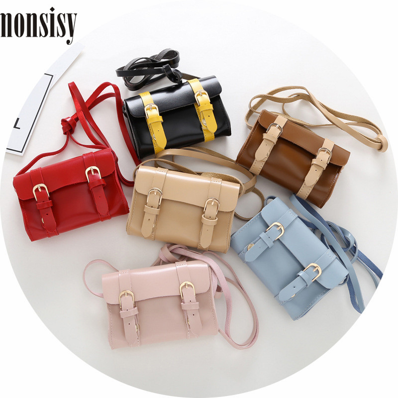 Monsisy 6PCS Christmas Girl Handbag Boy Shoulder Bag Baby Coin Purse Children Wallet Fashion PU Leather Kid Messenger Bag Gift steven rice m series 7 exam for dummies with online practice tests isbn 9781119104056