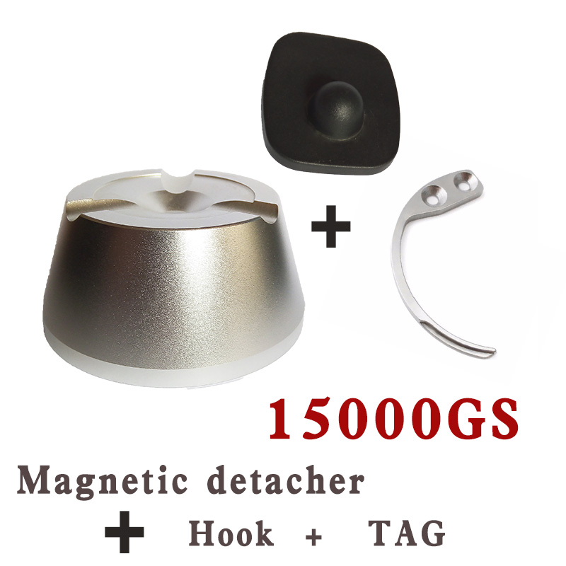 EAS hard tag Remover super magnetic eas alarm tag detacher 15000GS EAS hard tag Remover super magnetic eas alarm tag detacher 15000GS