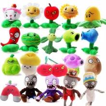 Plush Zombies Plants Stuffed-Toys PVZ Hot-Doll Birthday-Gifts Kids New-Fashion Vs