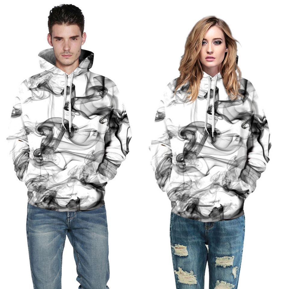 Wolf Printed Hoodies Men 3D Hoodies Brand Sweatshirts Boy Jackets Quality Pullover Fashion Tracksuits Animal Street wear Out Coat 129