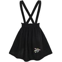 Ensoleillé Mode Filles Robe Jarretelles Uniforme Scolaire 2018 D'été Princesse De Soirée De Mariage Robes Fille Vêtements Taille 4-12