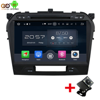 Sinairyu 10 1 Android 6 0 Octa Core 2G RAM Car DVD Player For Suzuki Grand
