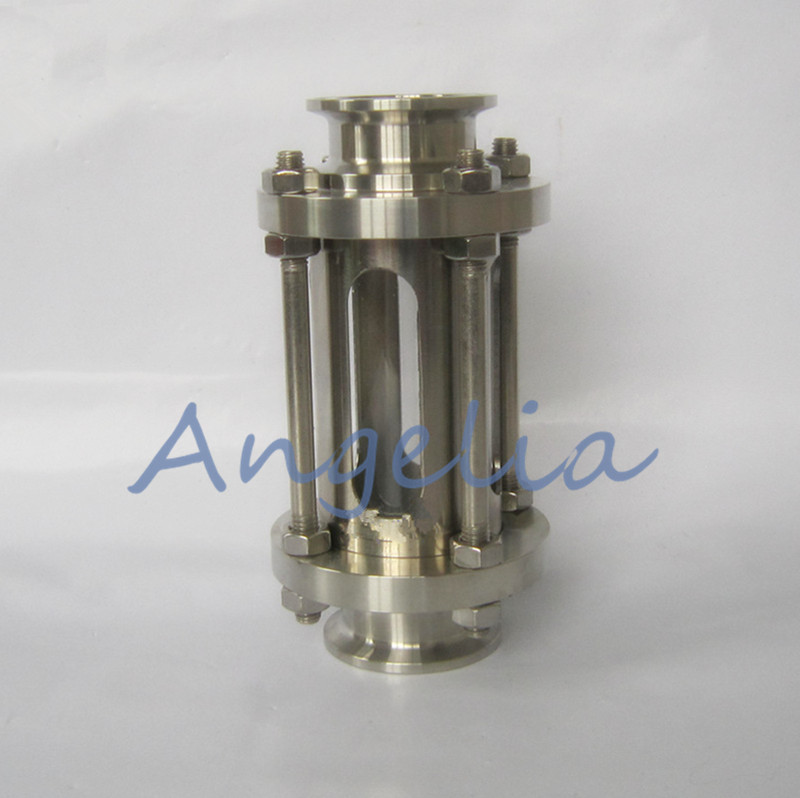 """2/"""" Stainless Steel 304 Tri Clamp Sanitary Flame Arrester Pipe fire filter"""