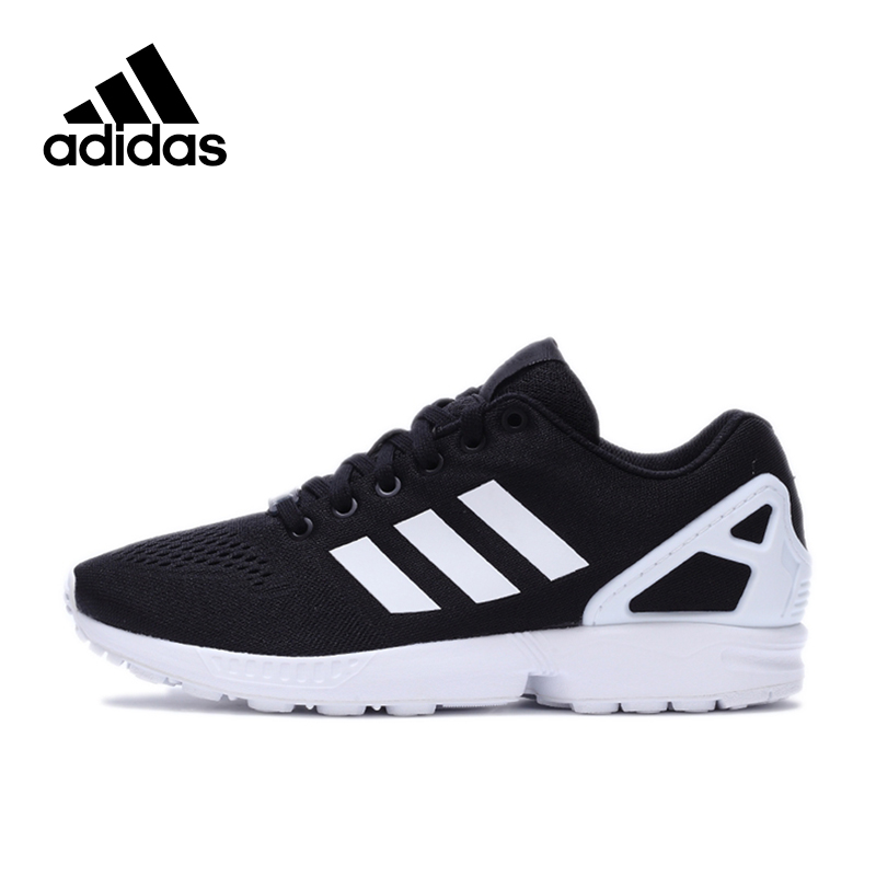 Official New Arrival Adidas Originals ZX FLUX Men's Skateboarding Shoes Sneakers Classique Shoes Platform Classique
