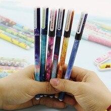 Шариковые cute звездное гелевая hero ролик pattern kitty школьные офис ручки