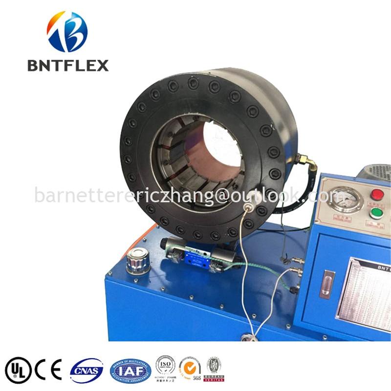 Macchina pressa per tubi ad alta pressione da 6 pollici BNT con 18 - Utensili elettrici - Fotografia 2