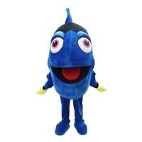 Nemo Clown Vis Mascot Volwassen Kostuum Hot Stripfiguur Uit Vinden Nemo Anime Cosplay Kostuums Carnaval Fancy Voor School