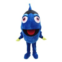 Nemo Clown Fish Mascot Adult Costume Hot Cartoon Character From Find Nemo Anime Cosplay Costumes Carnival Fancy For School