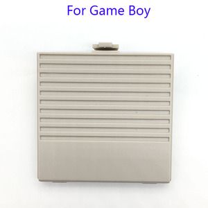 Image 5 - 10Pcs עבור GameBoy קלאסי DMG GBO חדש סוללה כיסוי החלפה עבור GB בחזרה חבילה דלת החלפה