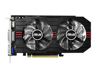 Used Original ASUS GTX750 2048MB 2GB 128bit GDDR5 Graphic Card 100 Tested Good