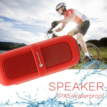 Itek Waterproof Portable Mini Bluetooth Wireless Speaker Outdoors Bicycle Subwoofer Hands-free Calls Speakers Support TF FM AUX