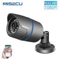 MISECU 2.8mm Wide IP Camera 1080P 720P Outdoor ONVIF P2P Motion Detection RTSP Email Alert XMEye 48V POE Surveillance Security