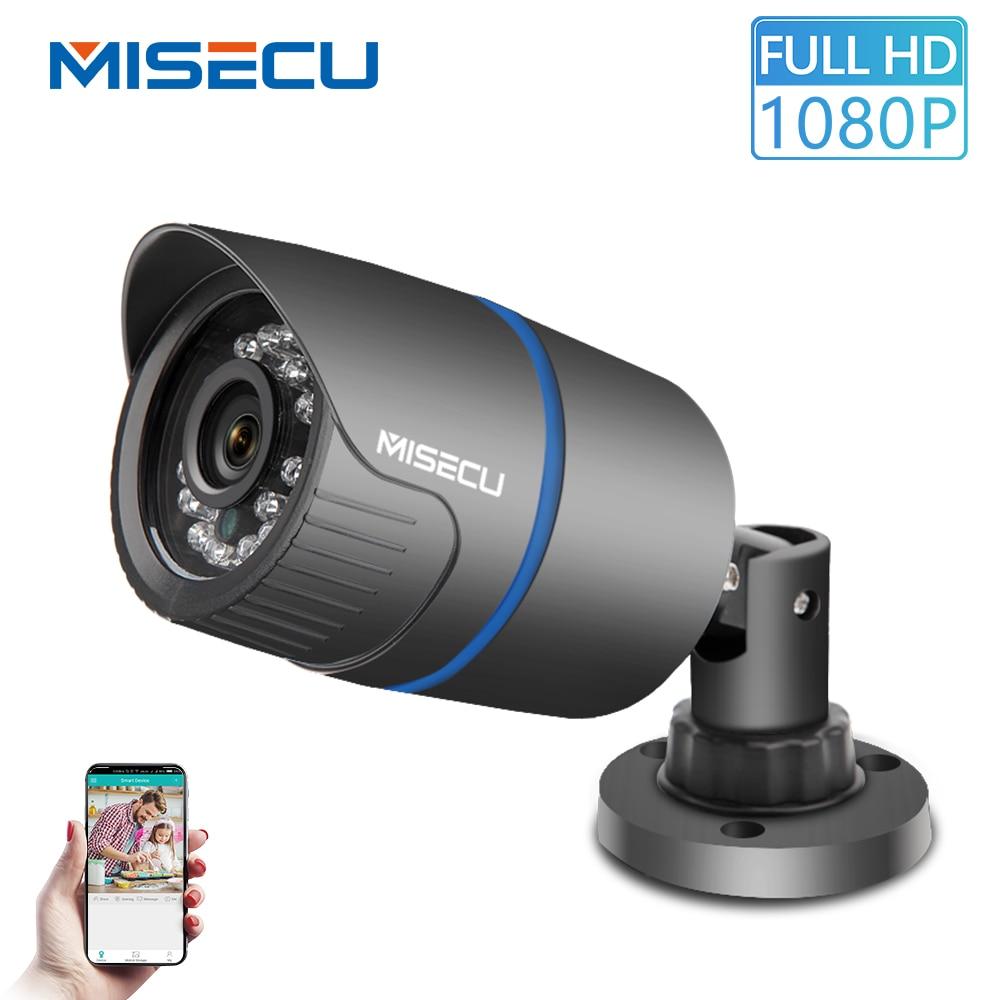 MISECU 2,8mm breite IP Kamera 1080 P 960 P 720 P ONVIF P2P Bewegungserkennung RTSP e-mail alarm XMEye 48 V POE Überwachung CCTV Outdoor