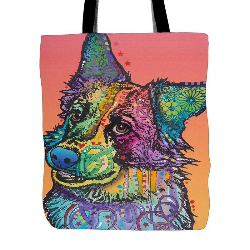 Pet Australian Shepherd Series Hund Tragetaschen Muilt Farbe - Handtaschen - Foto 2