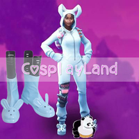 Anime Bunny Brawler Cosplay Shoes Boots Cosplay Costume Accessories For Women Shoes Custom Made Halloween Party Shoes