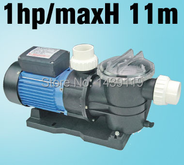 0.75KW/1HP SWIMMING POOL PUMP with Filter, pool filter pump Max ...