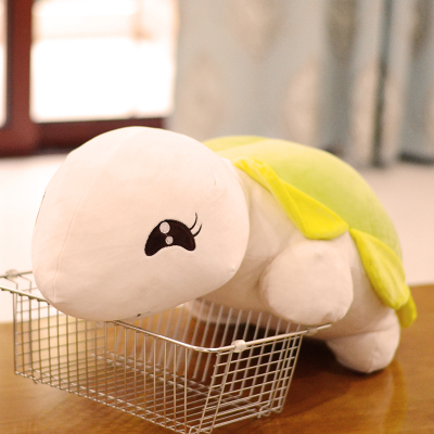 soft plush turtle toy high quality turtle pillow doll gift plush toy turtle large turtles doll big fluffy pillow doll birthday gift to men and women turtle about 55cm