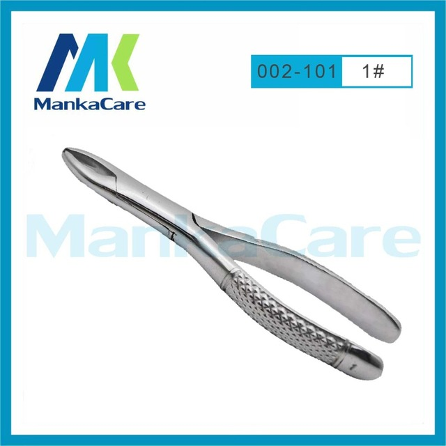 MKTF2101-Cirúrgico Dental Ortodôntico de Aço Inoxidável Hemostático Fórceps Do Dente/Alicate/Crianças/Clínica/Alicate De Laboratório