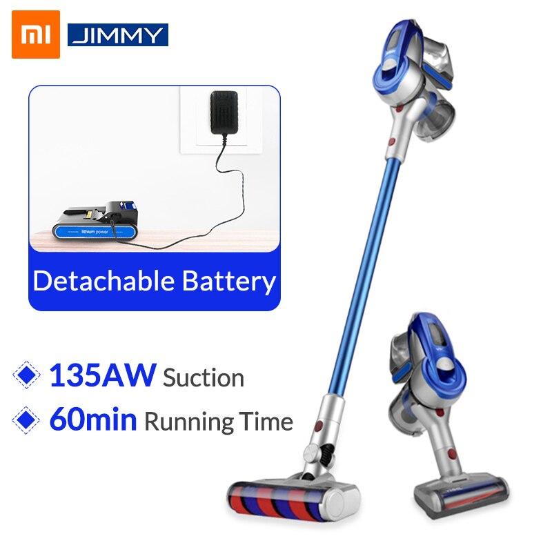 Xiao mi JIMMY JV83 aspirateur à main sans fil mi Portable sans fil Cyclone filtre tapis dépoussiéreur balayage propre maison