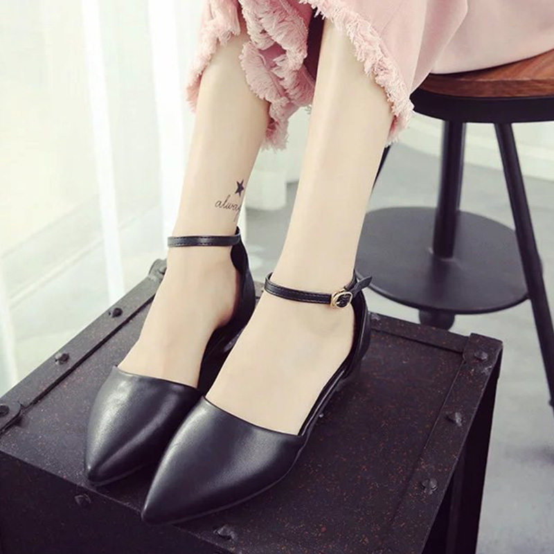 Elegant Ladies High Heels Pointe Women Shoes High Heel ...