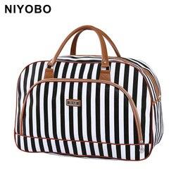 Женские дорожные сумки 2018 Модные Pu кожаные вместительные водонепроницаемые сумки с принтом для багажа повседневные дорожные сумки PT1083