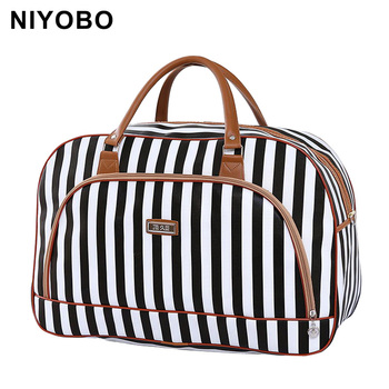 9479d2f9b3 Vintage Military Canvas Leather Big Duffle Bag Men Travel Bags Carry on Travel  Luggage bags Large Road Weekend Tote Handbag - halazu review