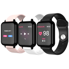Smart Watch Men Blood Pressure Waterproof Smartwatch Women Heart Rate Monitor Fitness Tracker Watch GPS Sport For Android IOS цена