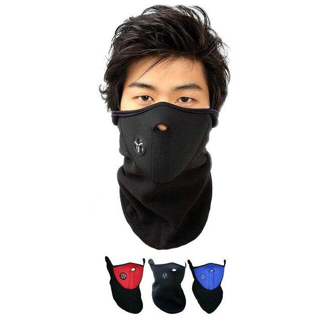 Warm Balaclava Motorcycle Face Mask Masque Ropa de Mascara Moto for Riding Cycling Motocicleta Motorbike Ski Motocross Air Veil