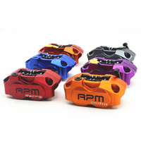 RPM Motorcycle Brake Calipers Brake Pump Adapter Bracket For Yamaha Aerox Nitro JOG 50 Rr BWS