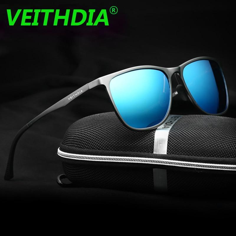 9785c6ea80 VEITHDIA Retro Aluminum Magnesium Brand Men s Sunglasses Polarized Lens  Vintage Eyewear Accessories Sun Glasses For Men 6623-in Sunglasses from  Apparel ...