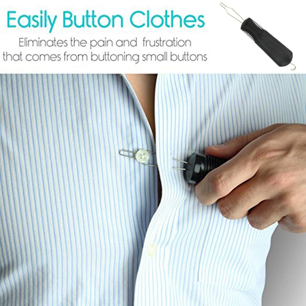 Vive Button Hook Zipper Pull Helper Dressing Aid Assist Device Tool Dressing Aid Assist Device Tool For Arthritis Orthopedics & Supports