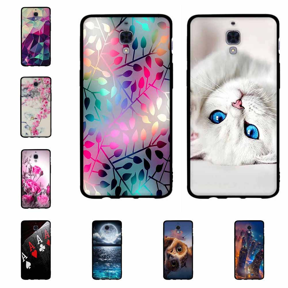 5 5 Cover For Oneplus 3t Case Soft Tpu Silicon Back Cover For Oneplus 3 Case 3d Bags Cat Shell For One Plus 3 3t Phone Cases Fitted Cases Aliexpress