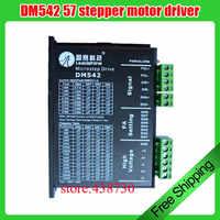 Original Leadshine DM542 M542C DM542S 57 Stepper Motor Driver M542 M542-05 controller driver board two-phase motor driver